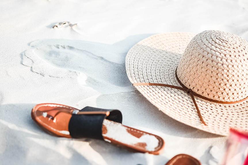 beach styled photo
