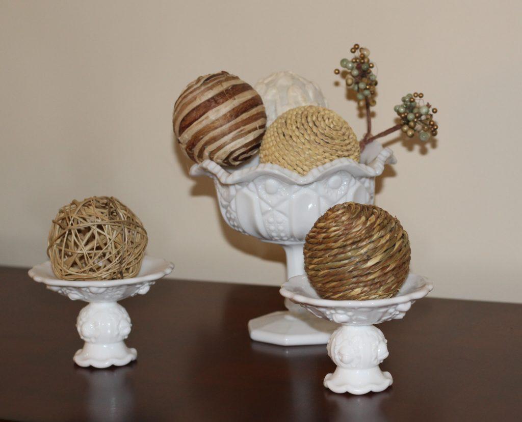 Unique Bowl Filler Ideas