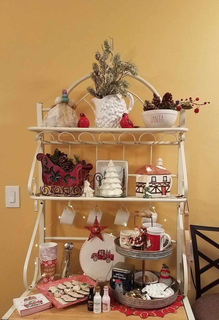 How to set up your holiday hot chocolate bar